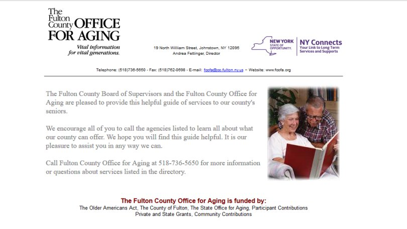 Fulton County Office for Aging