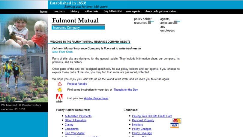 Fulmont Mutual Insurance Company