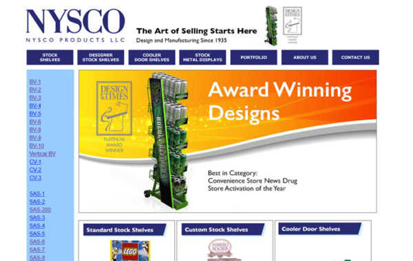 NYSCO Products, LLC.